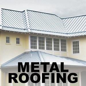 metal roof repair replacement